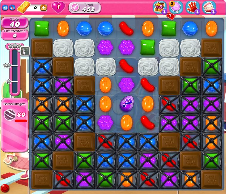 Candy Crush Spiele